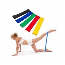 Резинки для фитнеса Esonstyle 5 в 1 Разноцветные