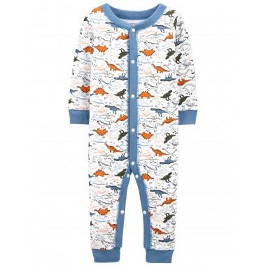 Пижама детская трикотажная Carters 2 года, р. 88-93 см (1201)
