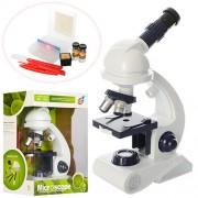 Игрушечный микроскоп CS с увеличением 80Х - 450Х